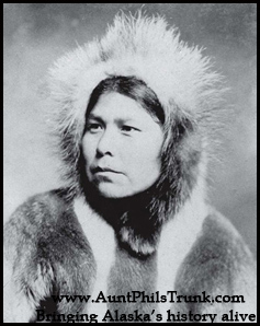 Mary Makrikoff, also known as Reindeer Mary, became the first Alaska Native woman to own a reindeer herd.