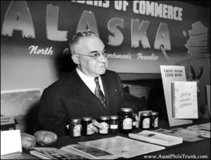 Philanthropist Z.J. Loussac, seen here, supported his community of Anchorage.