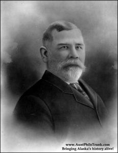 John Brady, who served as Alaska's governor from 1897-1906, lost his job when he chose to believe that a conman was a good man.