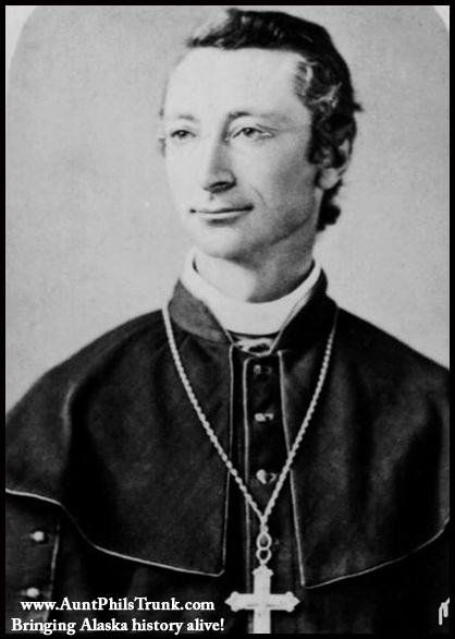 Archbishop of Vancouver Island Charles John Seghers was murdered near Nulato in November 1886.